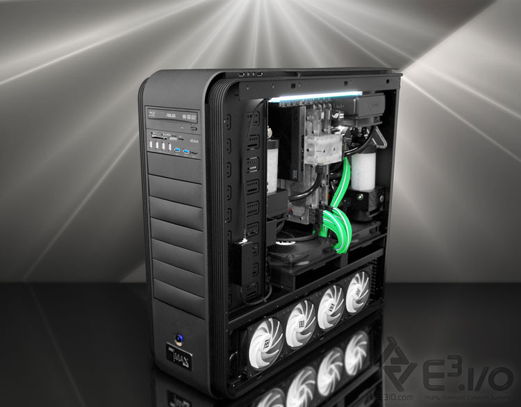 E3iO MAX 230 V2 Gaming PC