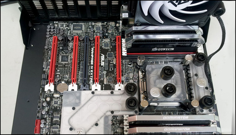 The best Custom Gaming Computer motherboard