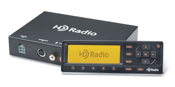 HD Radio™ tuner with USB PC Interface Cable Included