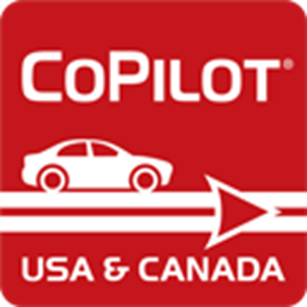 CoPilot Live V9 Navigation - USA & Canada Maps