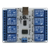 Picture of USB Eight Channel Relay Board