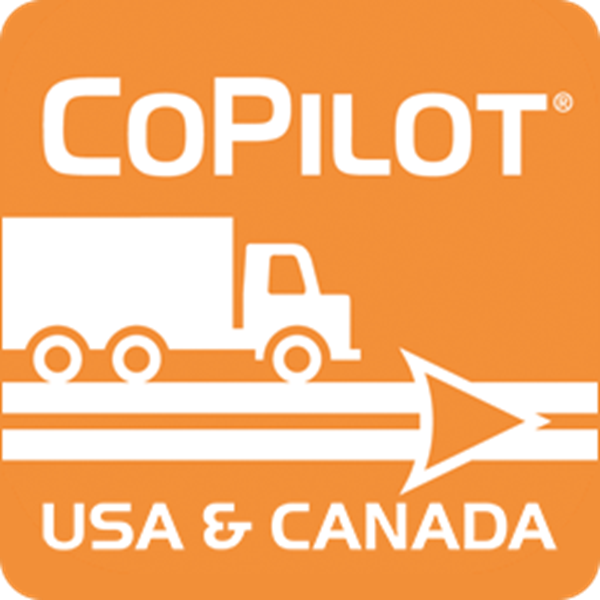 CoPilot Live V9 Truck Navigation - USA & Canada Maps