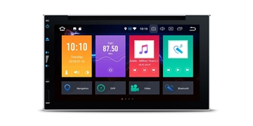 2DIN Android TE697P