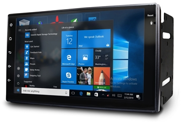 """Picture of HDMI 7"""" Multi-Touch Screen 1024x600"""