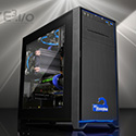 Custom Gaming PC Corsair Obsidian